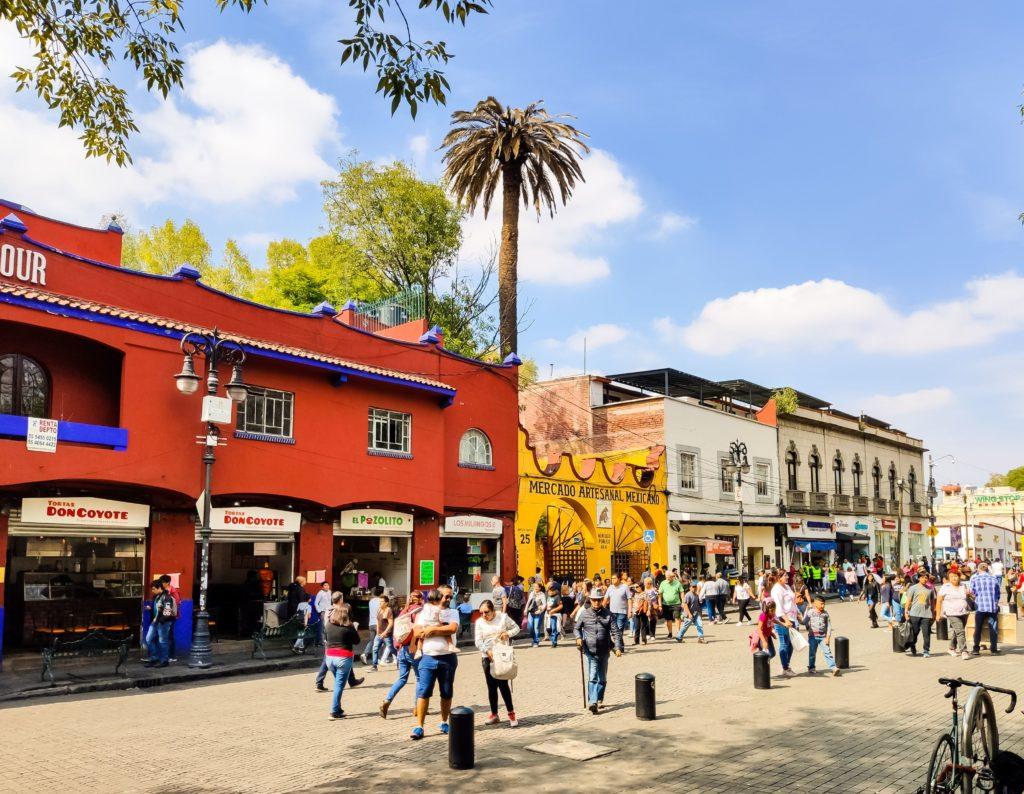 Мексика столица
