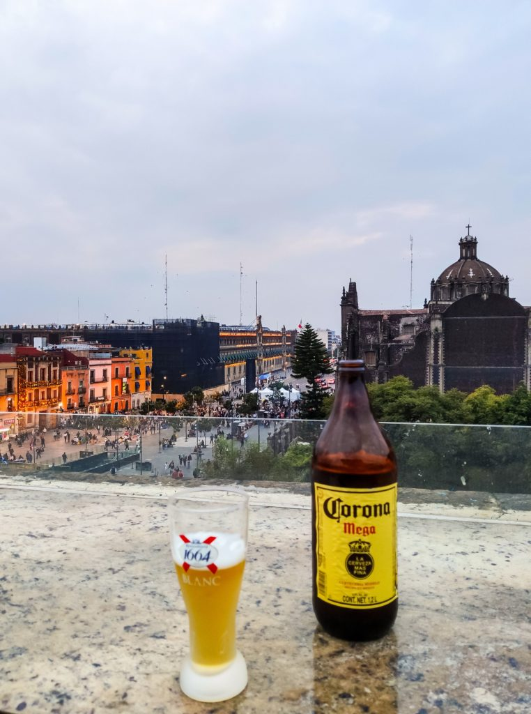 мехико пиво корона