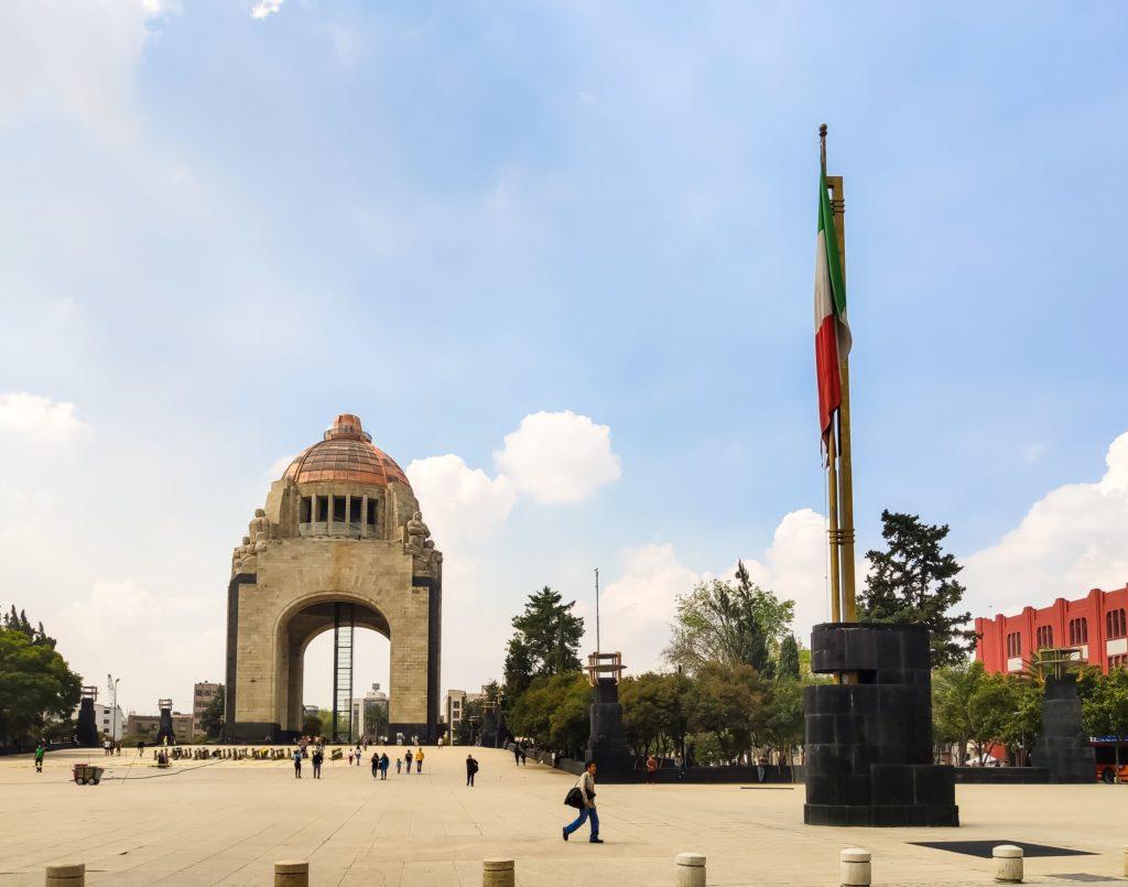 Мехико Площадь Революции