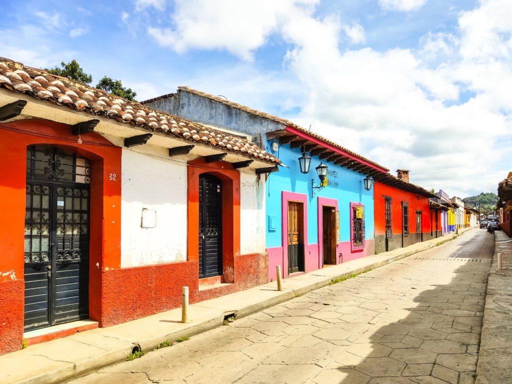 Сан-Кристобаль-Де-Лас-Касас улица