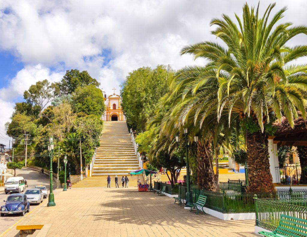 Сан-Кристобаль-Де-Лас-Касас Guadalupe Church