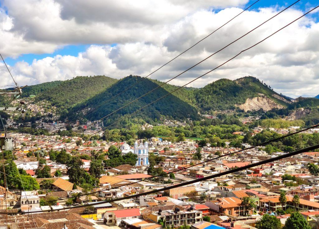 Маршрут по Мексике Сан-Кристобаль-Де-Лас -Касас