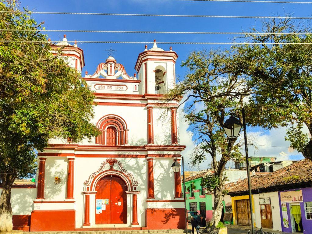 Сан-Кристобаль-Де-Лас-Касас церковь