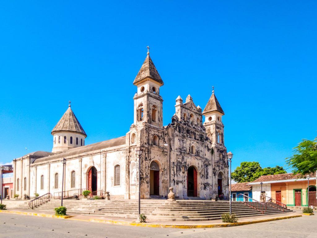 Гранада старинный собор