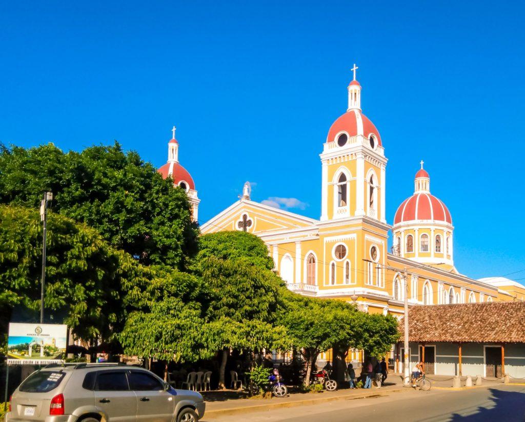 Гранада Центральная площадь