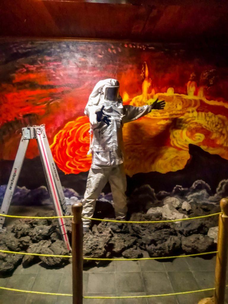 Вулкан Масая музей