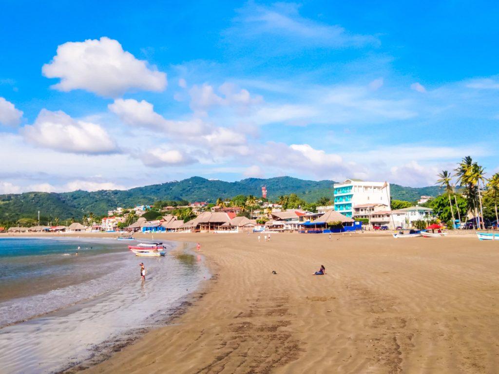 Сан-Хуан-Дель-Сур главный пляж