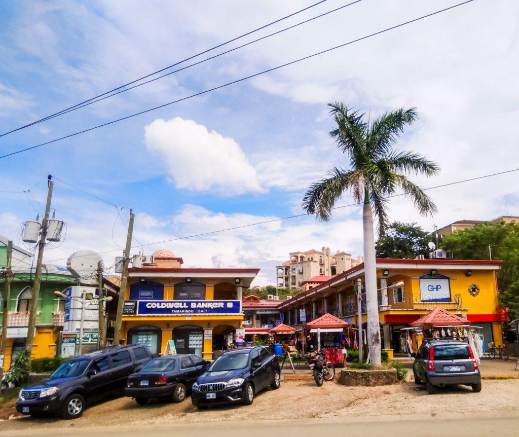Улицы Тамариндо