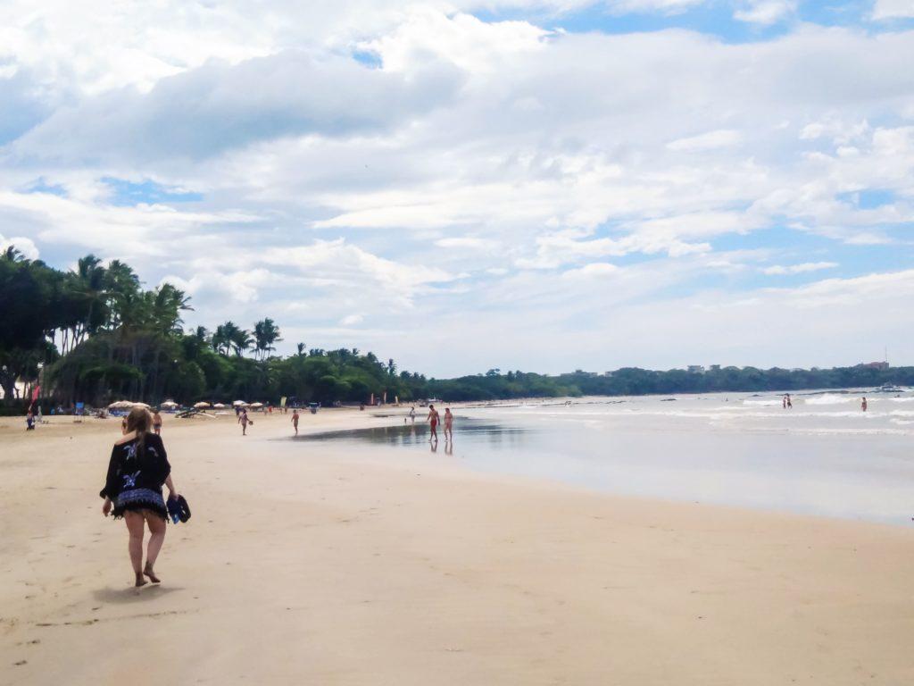 Коста-Рика пляж Тамариндо