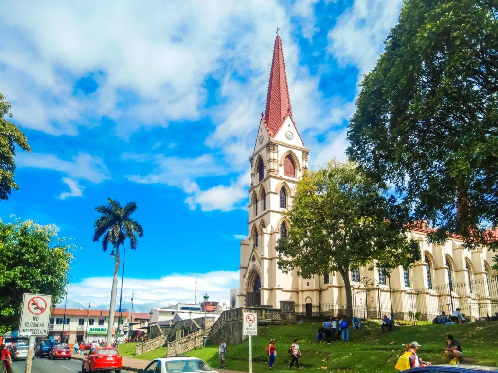 Коста-Рика  церковь