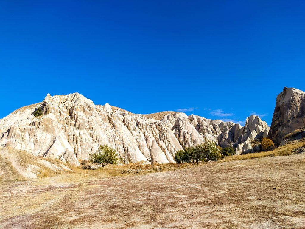 Каппадокия скалы Розовой долины