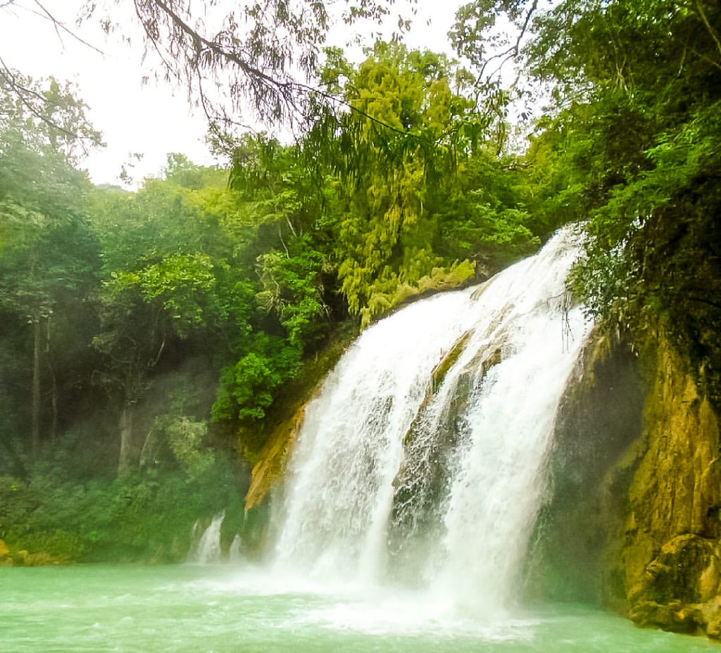 водопад Эль ЧИфлон