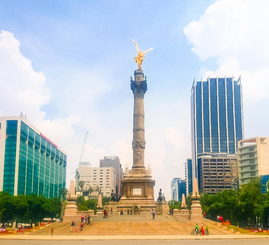Мехико Монумент независимости