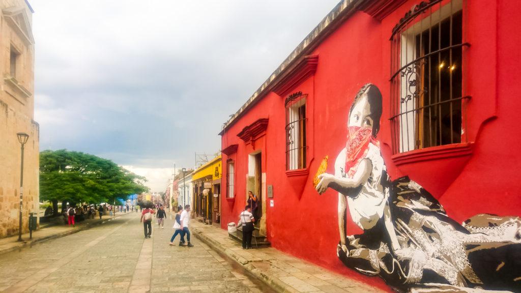 Оахака Граффити
