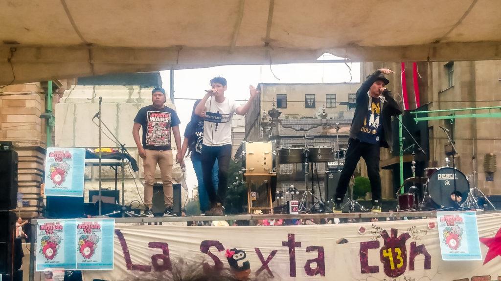 мексиканские рэперы