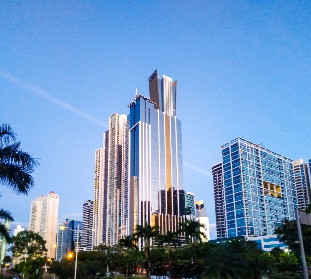 Небоскрёбы Панамы