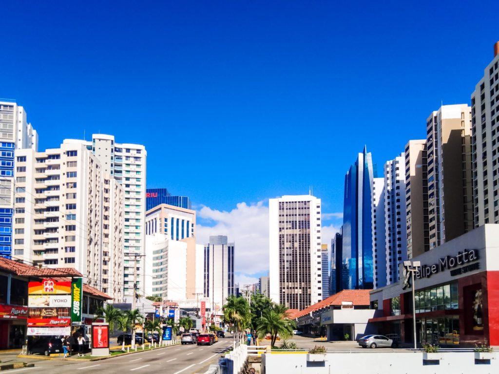 Панама Финансовый центр