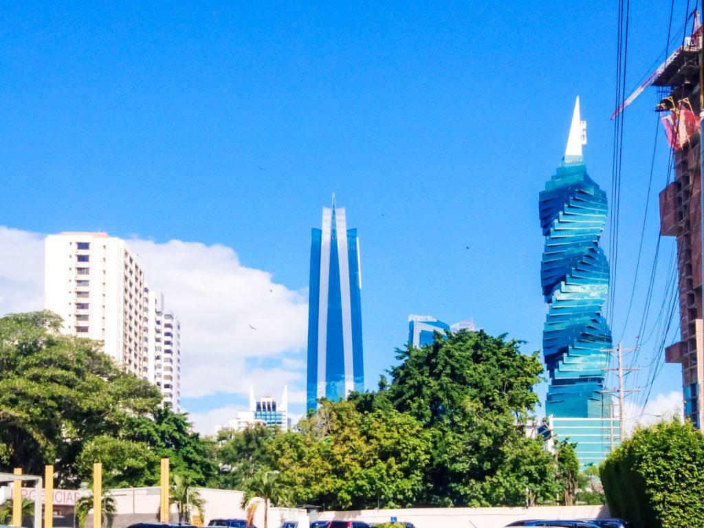 Панама Сити финансовый центр