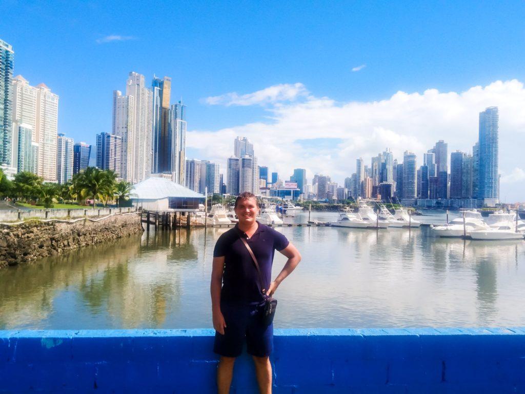Яхт клуб Панамы