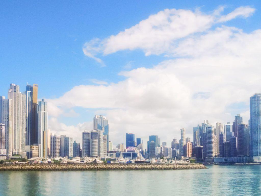 Панама Сити небоскрёбы