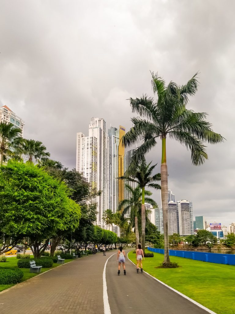 Панама набережная
