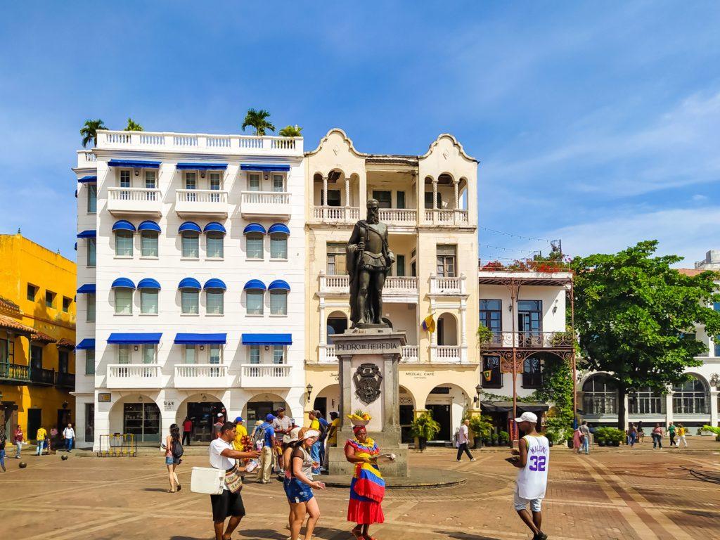Колумбия Картахена