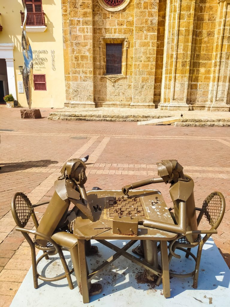 Картахена шахматисты