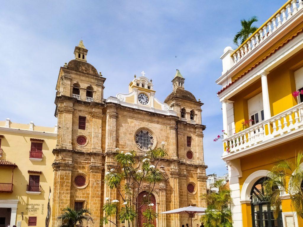 Картахена Собор Святого Петра