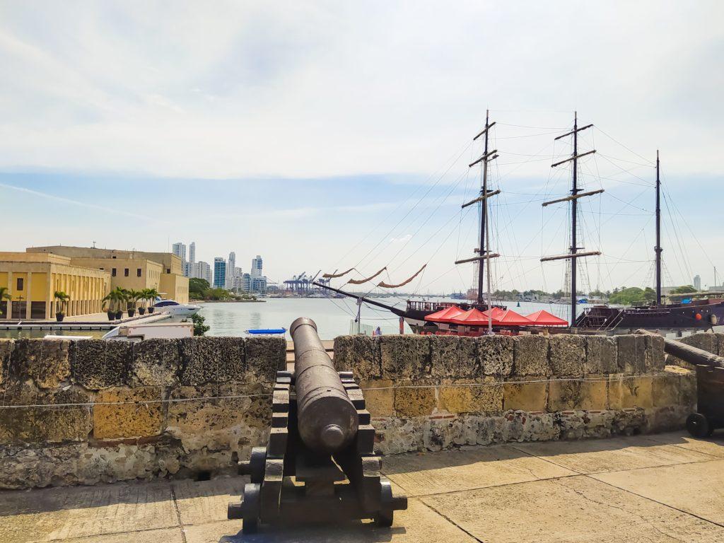 Колумбия пиратская романтика
