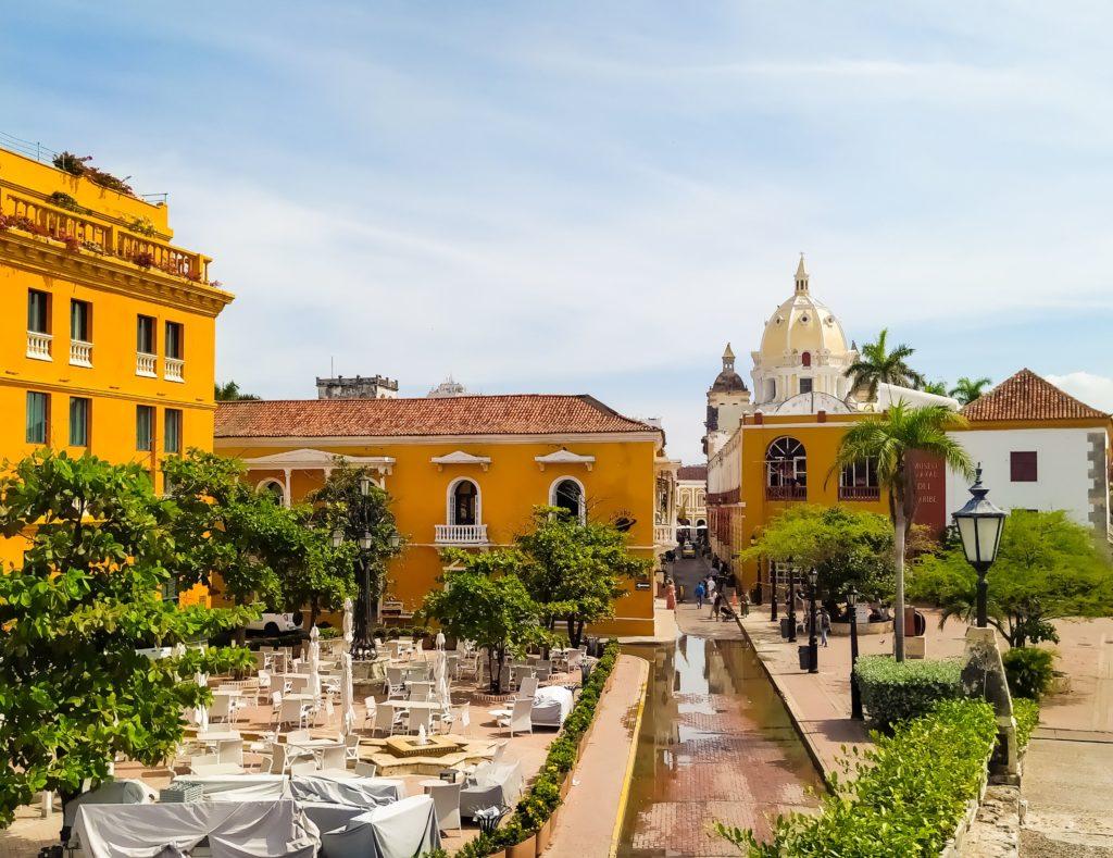 Картахена Старый город