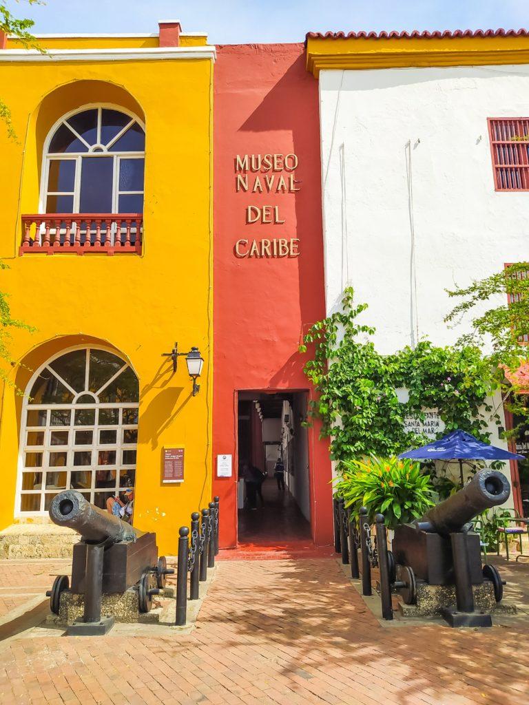 Военно-морской музей Картахены