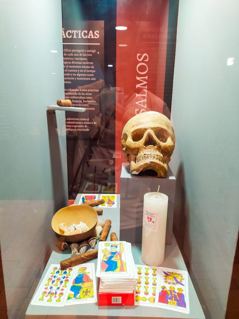 Магические обряды в музее инквизиции