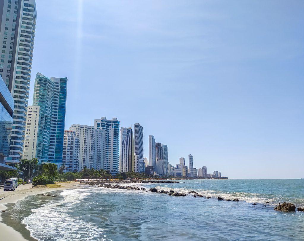 Бока Гранде пляж
