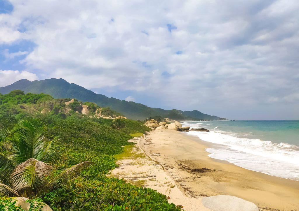 пляж Arrecifes