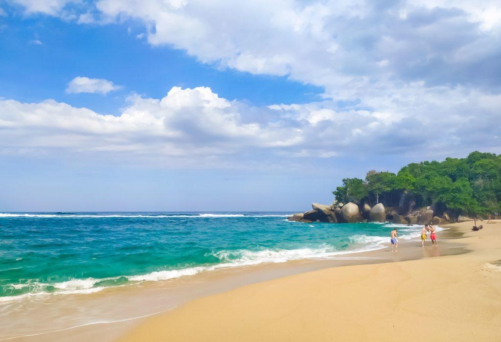 Парк Тайрона Нудисткий пляж