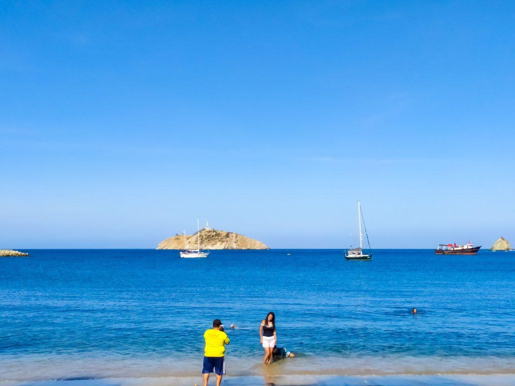 Санта-Марта Карибское море