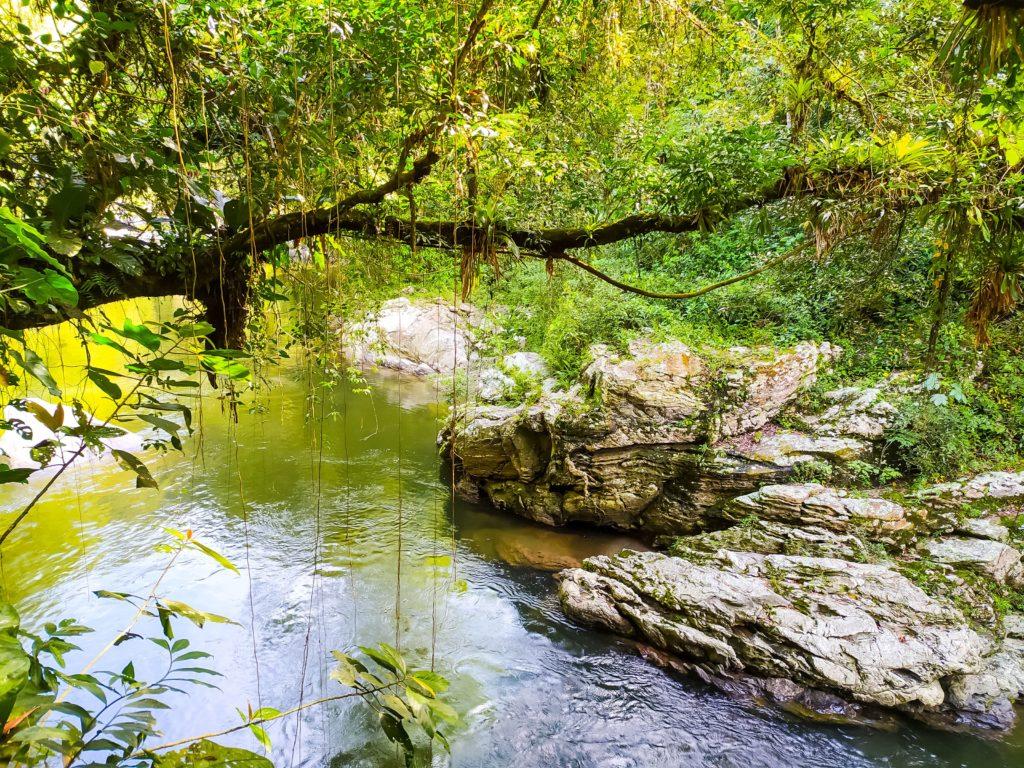 Река Буритака