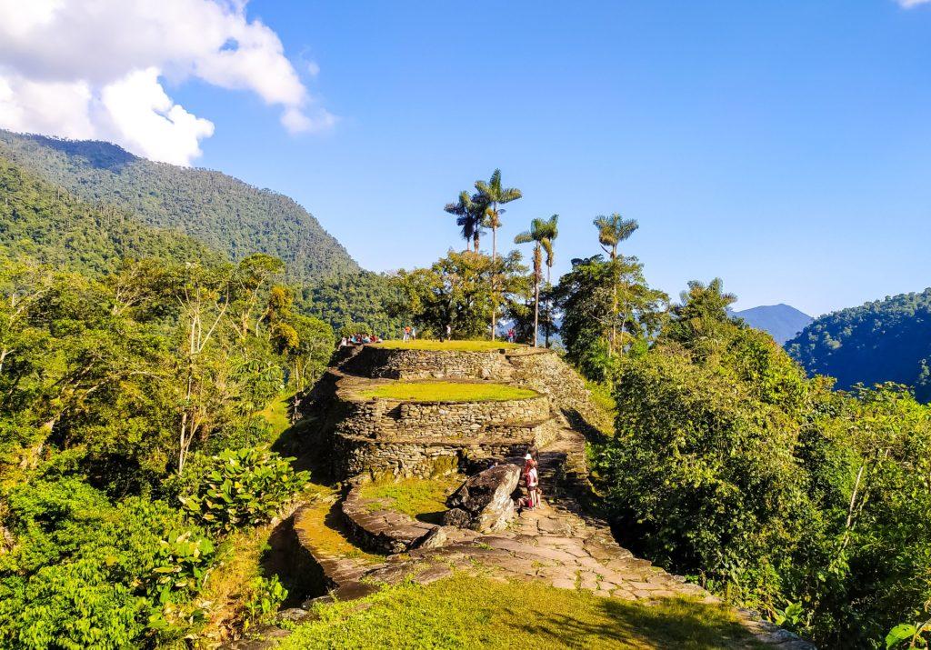 Археология в Колумбии