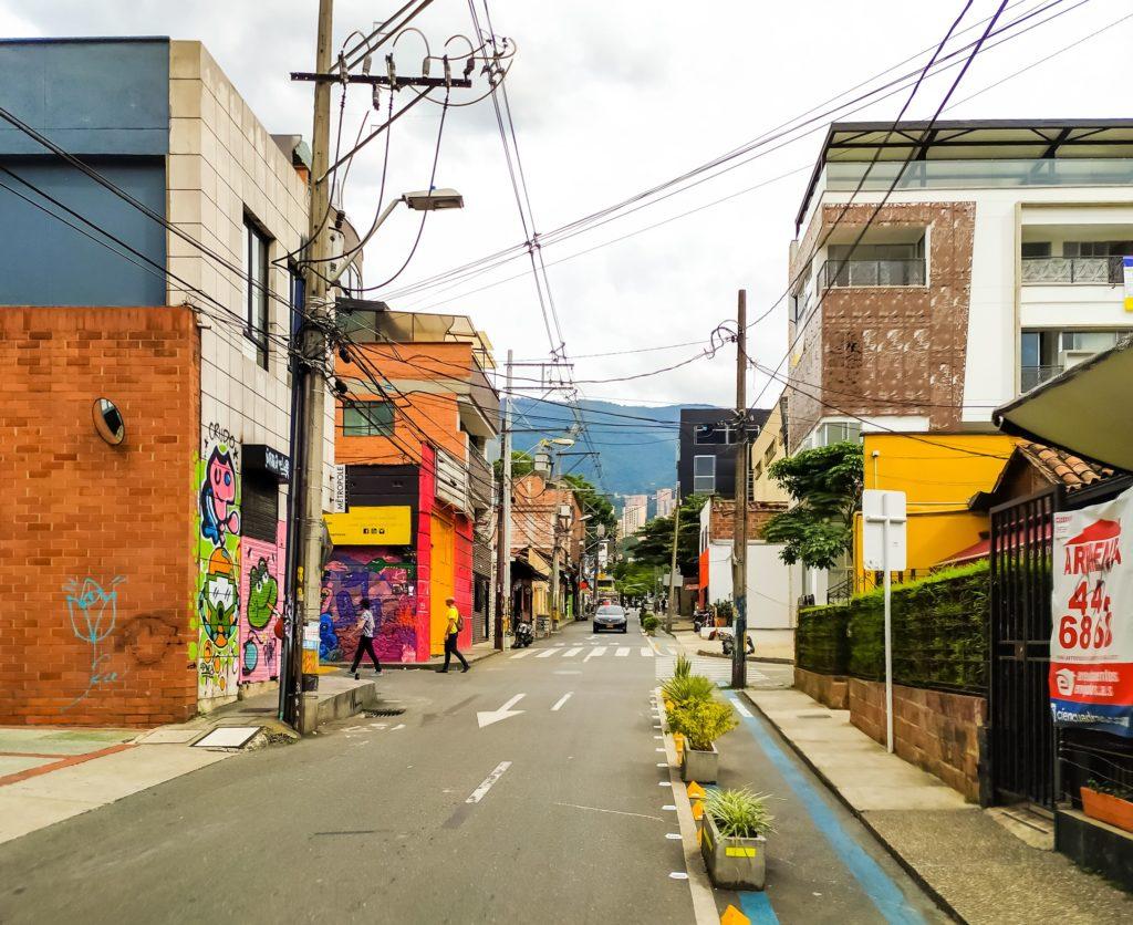 Улицы Медельина