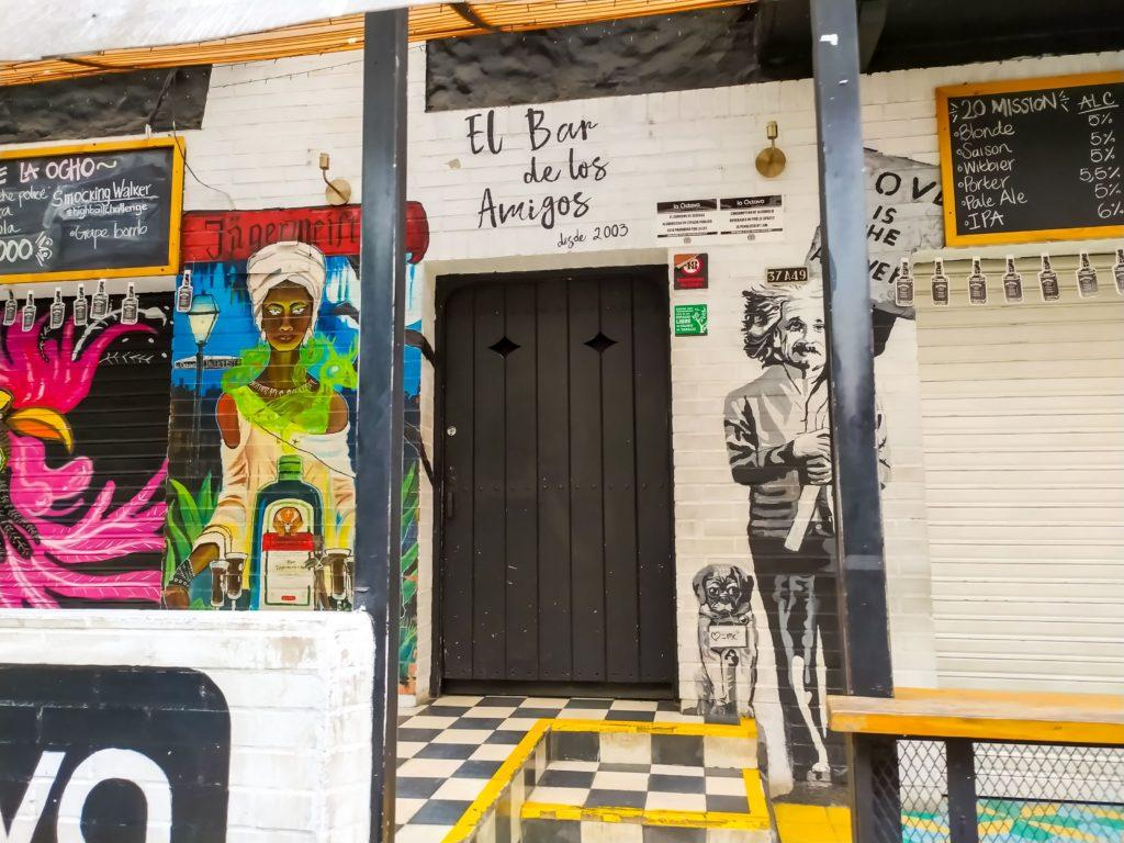 Медельин бары