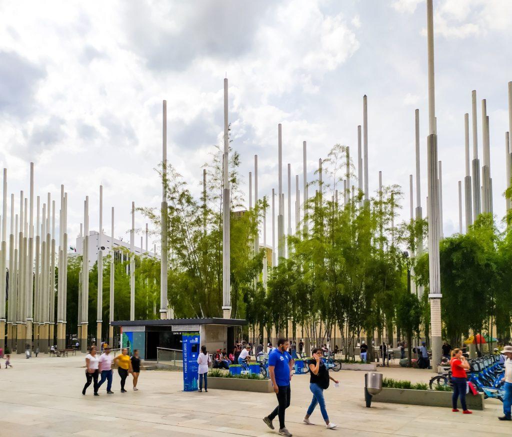 Медельин Plaza Cisneros