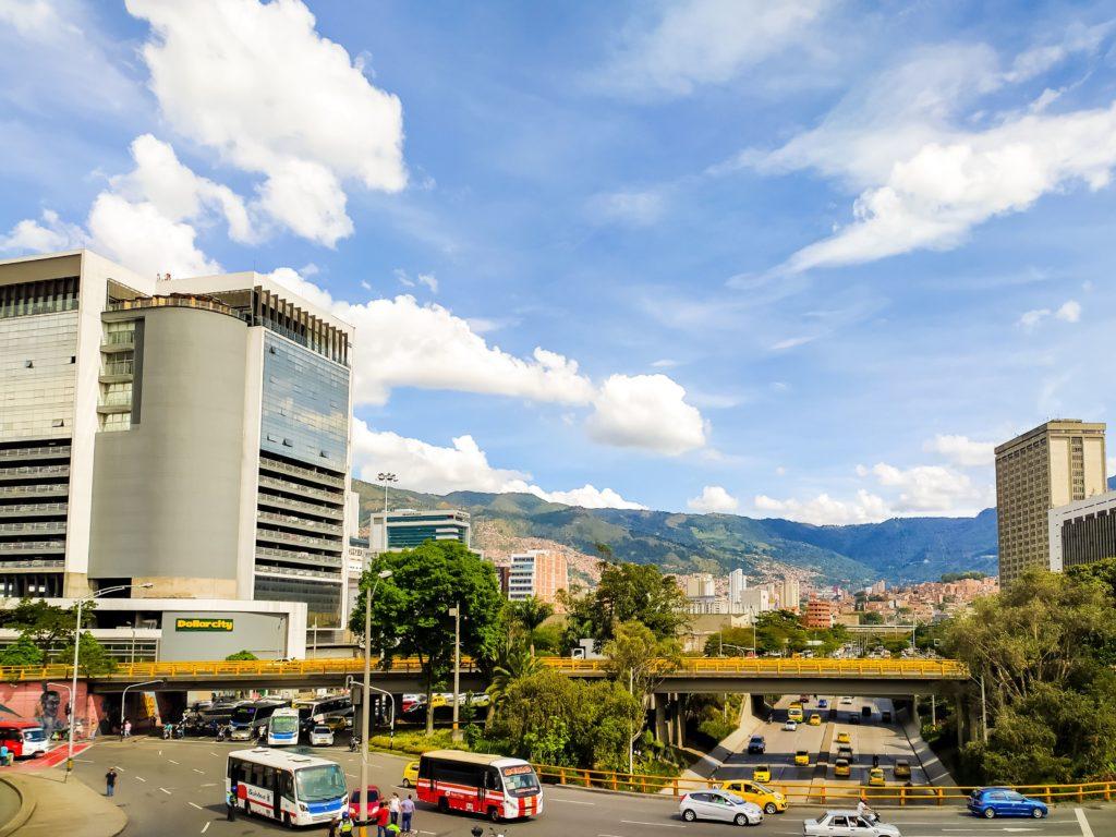 Урбанизированный Медельин