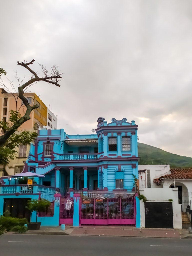 Хостел Hostel La Antigua Capsula Cali  в Кали
