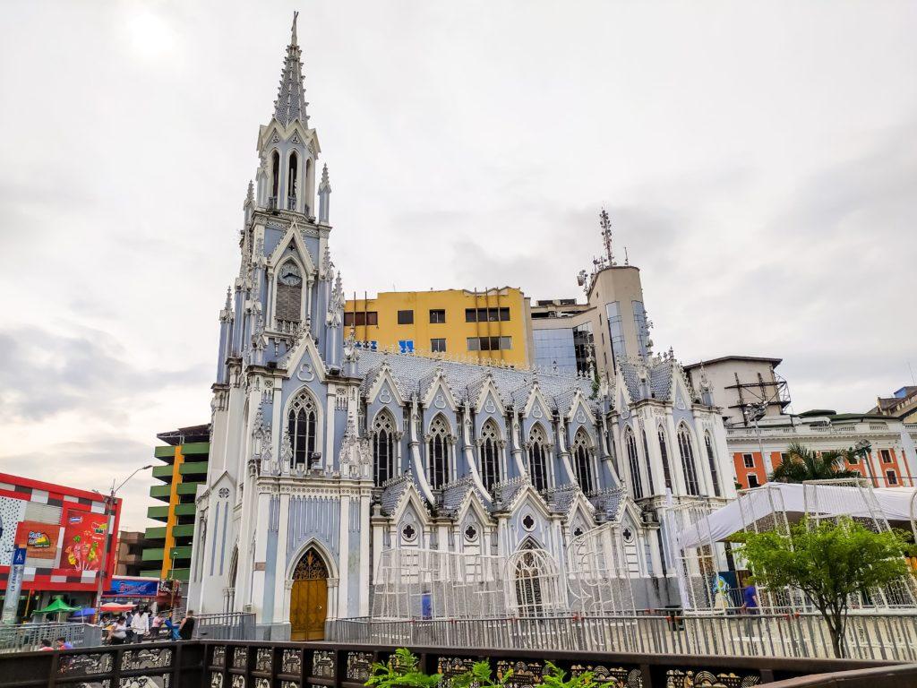 Кали Iglesia Ermita