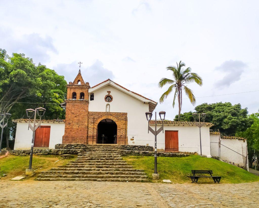 Церковь Сан-Антонио в Кали