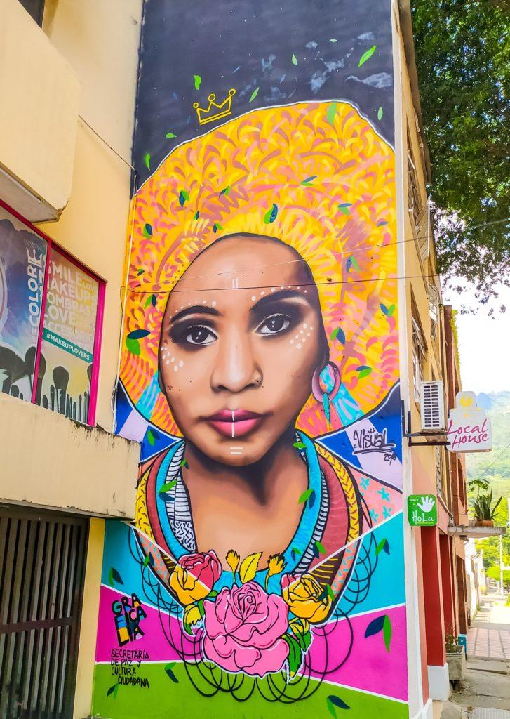 Колумбийские Граффити