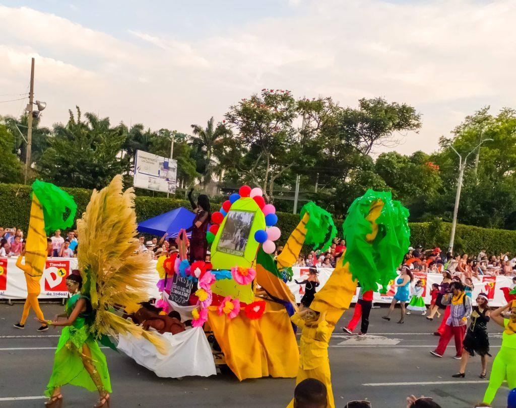 Feria de Cali Карнавал