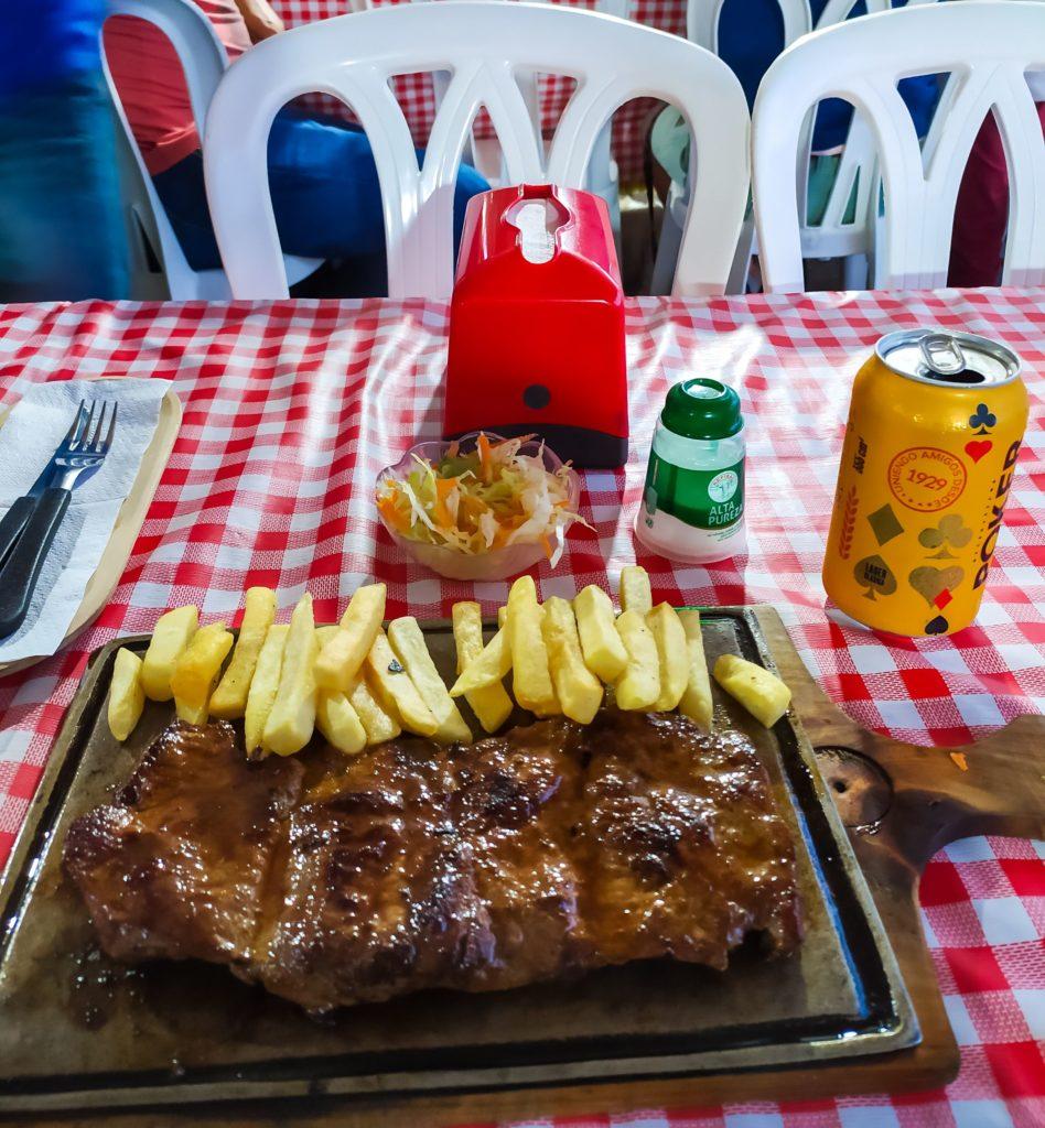 Колумбийская кухня