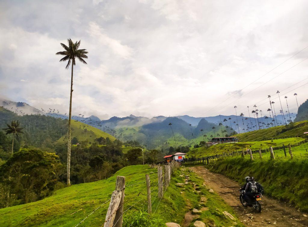 Долина Кокора начало маршрута