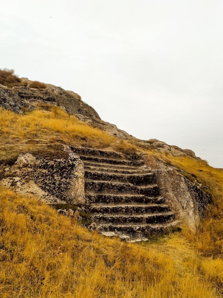 Древние ступеньки